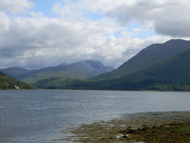 Loch Creran from Dallachulish