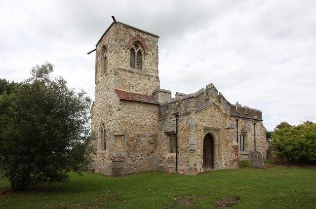 St Mary Magdalene, Caldecote