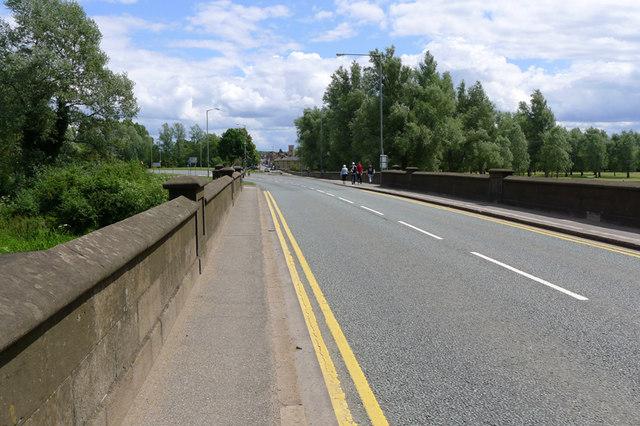 Boundary Bridge, Watling Street, Stony Stratford