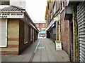 SJ9495 : Borough Arcade by Gerald England