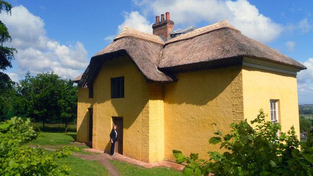 Robin Hoods Hut Back Door C Des Blenkinsopp Geograph Britain And