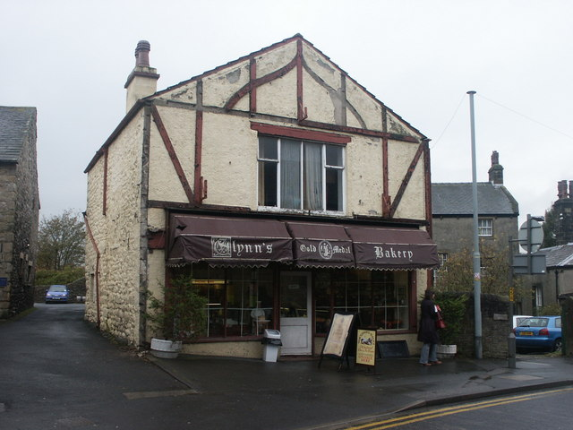 Glynn's Gold Medal Bakery, Church Street, Settle