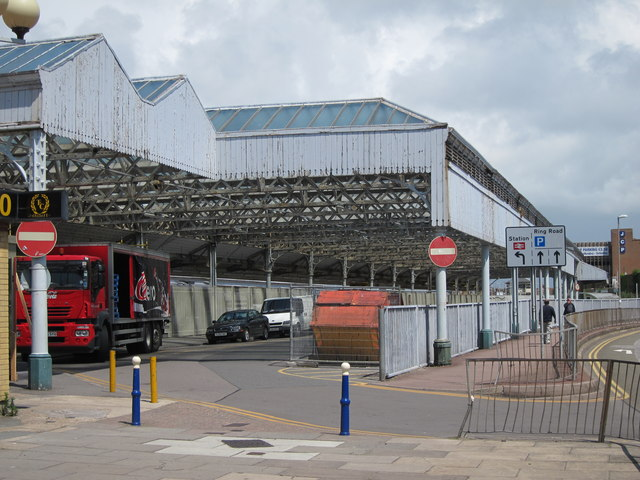 Eastbourne station