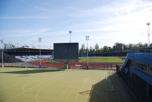 National Sports Centre, Athletics Track, Crystal Palace