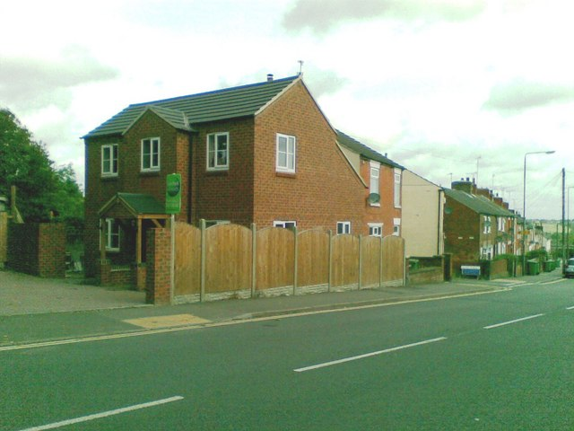 New house, Butterley Hill, Ripley