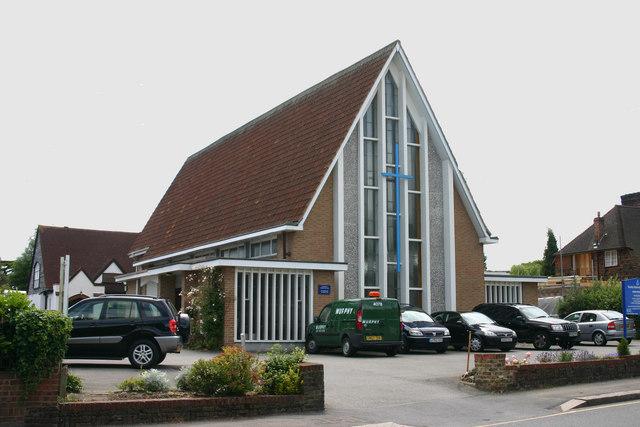 Methodist Church Ickenham Road Ruislip David Kemp Cc