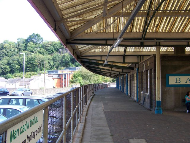 Railway Station, Bangor
