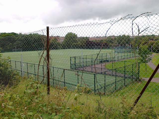 All weather sports facilities, Lockleaze