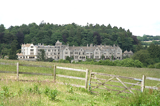 North Bovey: Bovey Castle