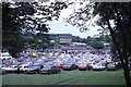 TQ2471 : Car parking at the 1987 Wimbledon Championships by Barry Shimmon