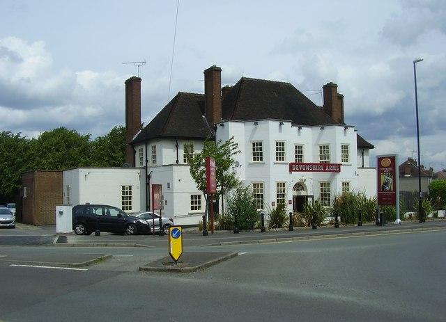Wyken-The Devonshire Arms