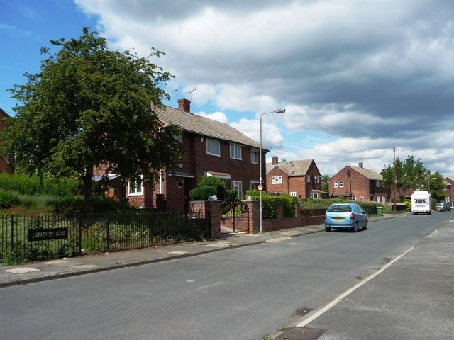 Ambleside Road, Castleford