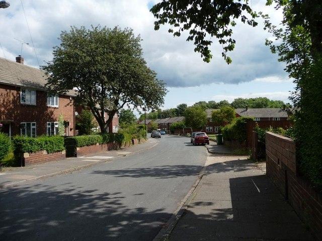 Derwent Drive, Castleford