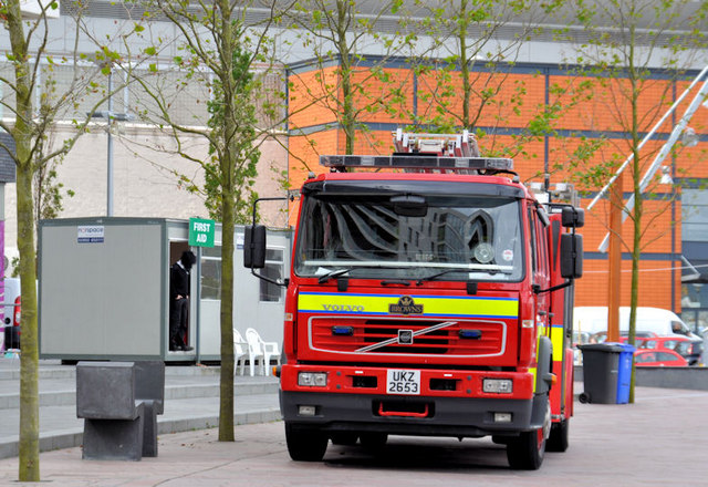 Fire appliance, Belfast