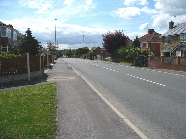 Monkhill Lane, Pontefract