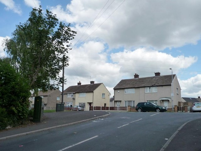 Houses on Orchard Head Lane, Nevison