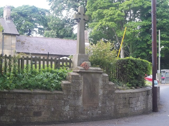 War Memorial, Denwick