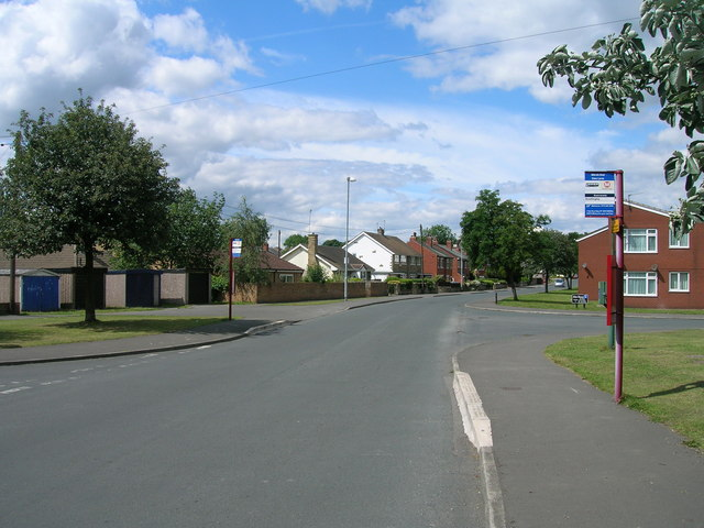 The Croft, Knottingley