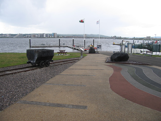 Water bus jetty