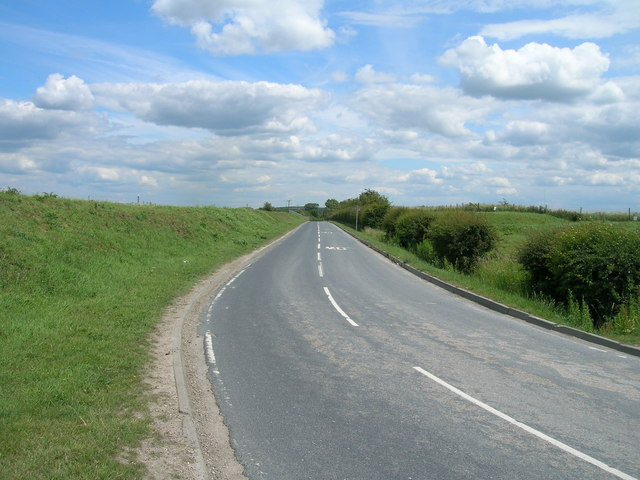 Stubbs Lane towards Cridling Stubbs