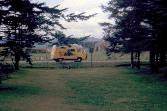 Echt, Aberdeenshire - 1987