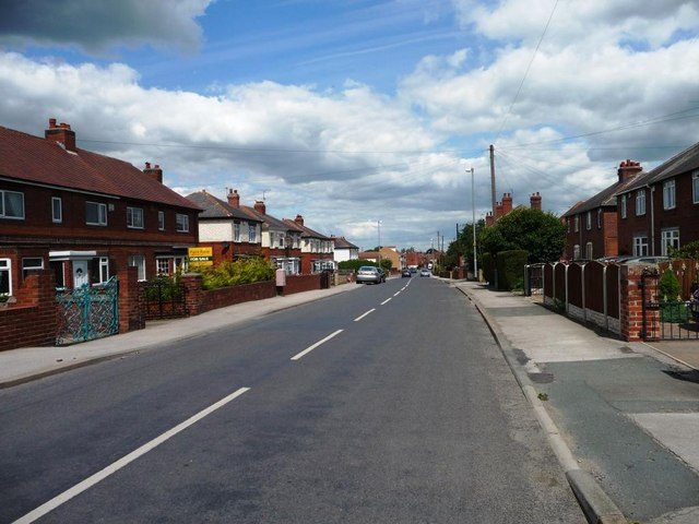Womersley Road