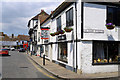 TR3358 : The Junction of New Street and No Name Street, Sandwich by Cameraman