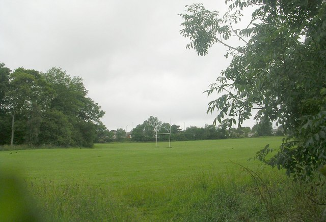 Playing Fields - Cleckheaton Road