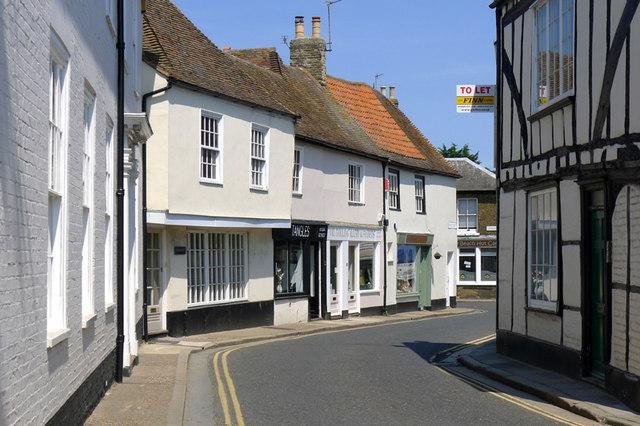 Harnet Street, Sandwich