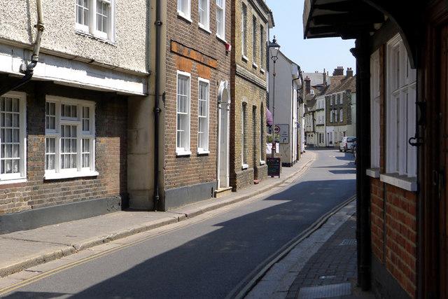 Strand Street, Sandwich