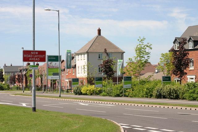 Lichfield Southern Bypass  (7)