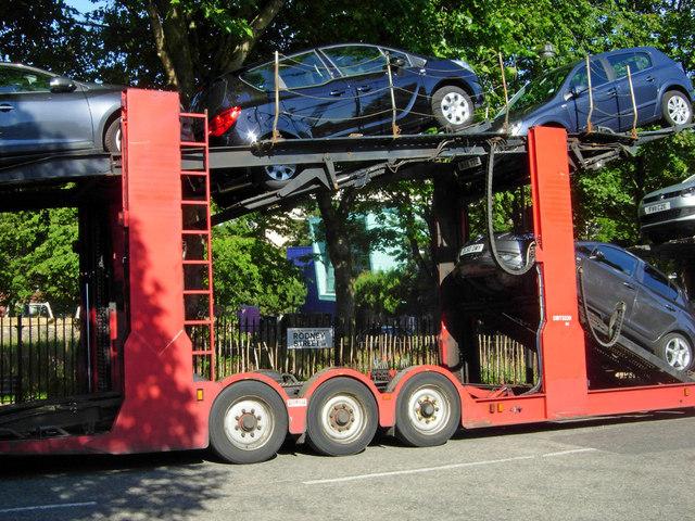 Car Transporter Hire East Lothian