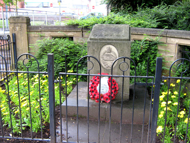 Memorial to Sergeant Fred Kite MM