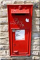 ST5874 : Victorian letterbox in Cotham Road South by Steve Daniels