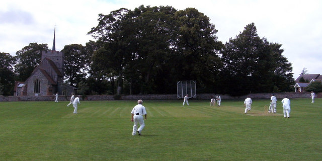Cricket at Wendens Ambo