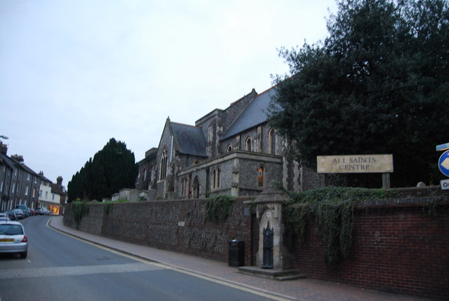 All Saints' Centre