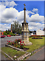 NZ2062 : Swalwell War Memorial by David Dixon