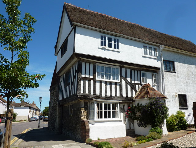Arden's House, Abbey Street, Faversham