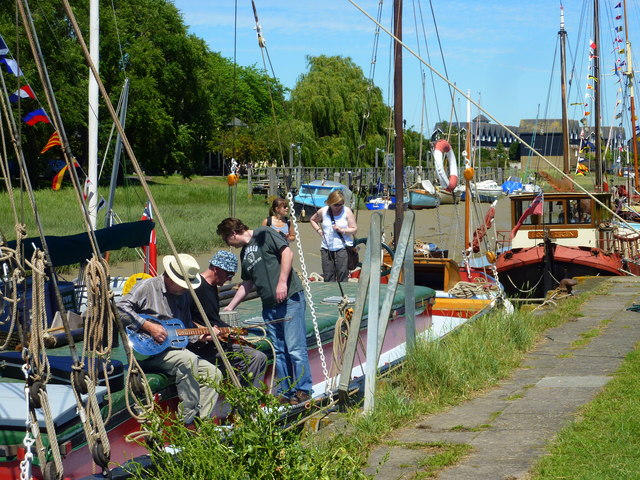 Music on Faversham Creek