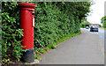 J5074 : Pillar box, Newtownards by Albert Bridge