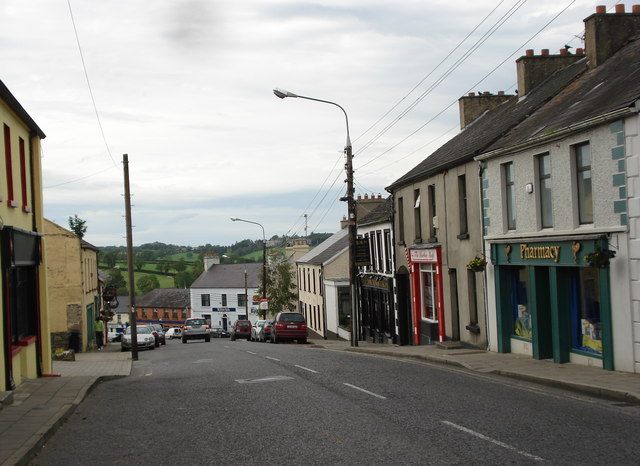 Killeshandra, Main Street north facing