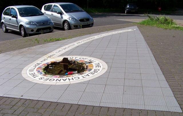 A Community Sculpture, Smallthorne