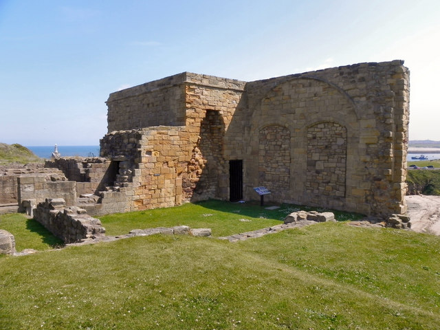 Tynemouth Priory, The Prior's Hall