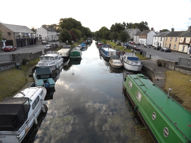 Grand Canal in Sallins, Co. Kildare