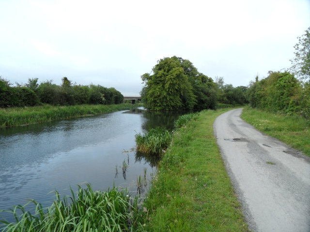 Grand Canal west of Sallins, Co. Kildare