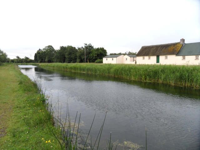 Grand Canal in Barrattstown, Co. Kildare