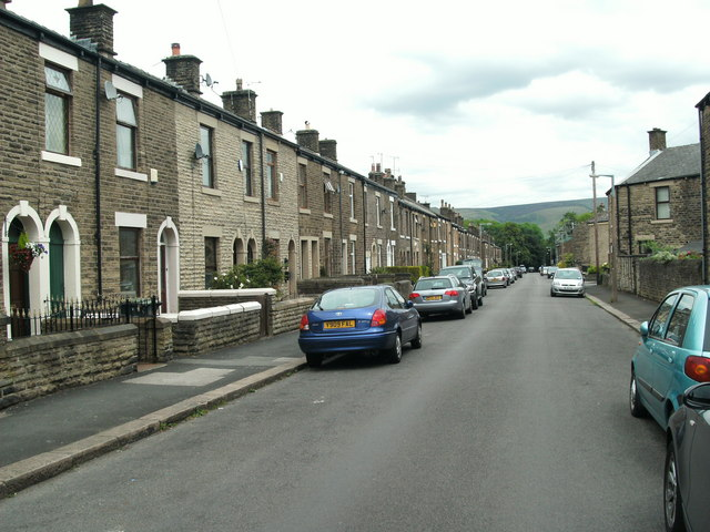 Princess Street Glossop