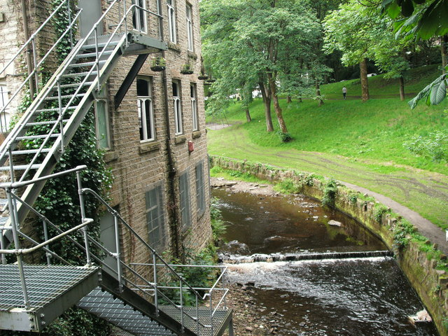Glossop Brook