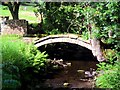 SK0587 : Bowden Bridge by Brian Frost