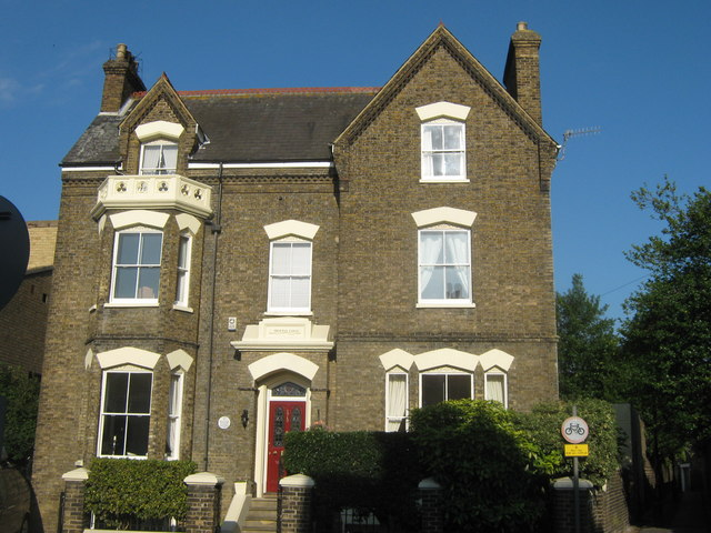 Newton Lodge, Faversham